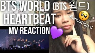 BTS (방탄소년단) 'Heartbeat (BTS월드)' MV Reaction