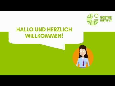 You registered for a German Online Course. Get ready To Start ...