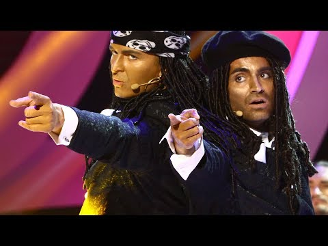 Pepe şi Alin Pascal vs Milli Vanilli - Baby Don't Forget My Number ?