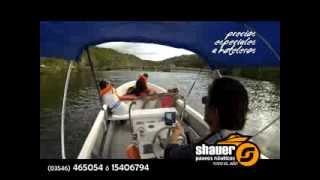preview picture of video 'Shauer Paseos Nauticos - Lago Los Molinos, Córdoba'