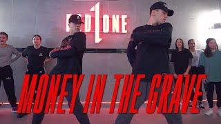 "Drake ""MONEY IN THE GRAVE"" 