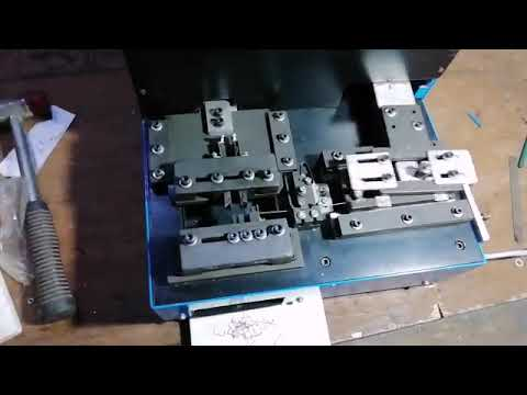 Automatic Jumper - Link/Wire  Forming Machine