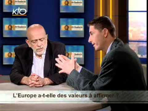 L'Europe a-t-elle des valeurs ?