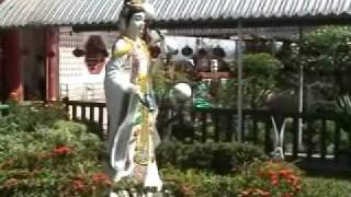 preview picture of video 'Puh Toh Tze Temple 哥打京那巴鲁普陀寺. Kota Kinabalu wmv'