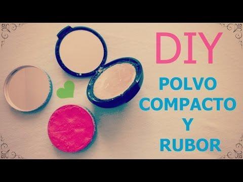 Haz tu propio maquillaje: POLVO Y RUBOR.♥
