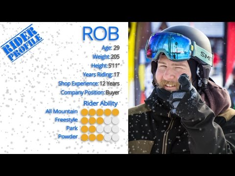 Video: K2 Eighty Seven Snowboard 2017 24 45