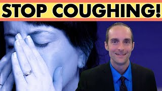 Stop Coughing Today without Medication!
