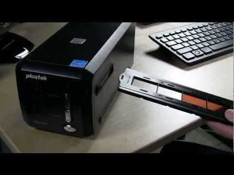 Plustek OpticFilm Scanner 8200i Ai Negative Film Scanner Review