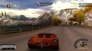Геймплей Need For Speed Hot Pursuit 2
