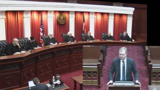 Yesterday IJ Attorney Paul Sherman argued in front of the Colorado Supreme