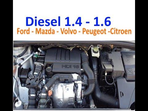 Фото к видео: Проблемы дизельных моторов 1.4 и 1.6 hdi-tdci ?