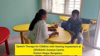 Speech Therapy