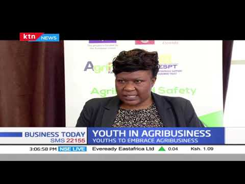 Royal Danish embassy offer support to youth to embrace agribusiness