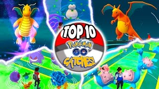 Pokemon Go TOP 10 CATCHES IN HISTORY!