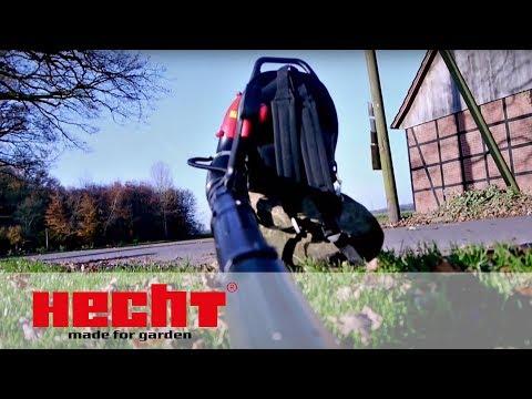 HECHT 933 Benzin Laubbläser Rückenbläser