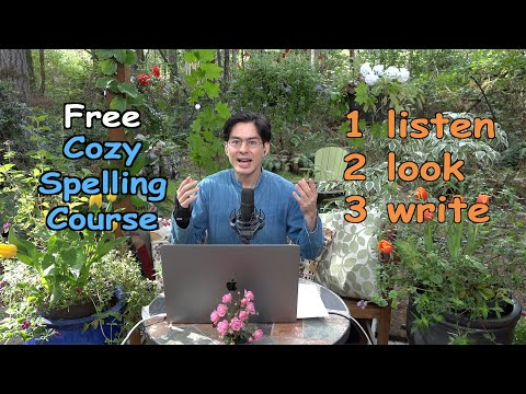 Free English Spelling Course Online   Try our Cozy Spelling Course ...