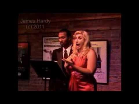 James hardy and Moira Greyland -Con te Partiro