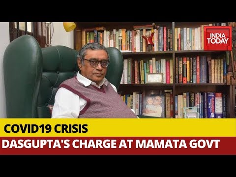Govt Hiding Number Of Covid19 Deaths: Swapan Dasgupta's Charge At Mamata Govt