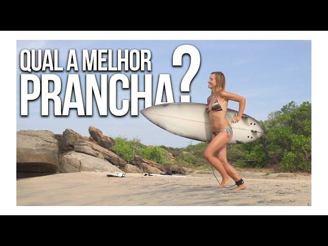 QUAL A MELHOR PRANCHA PARA INICIAR NO SURF? | Surf Dicas