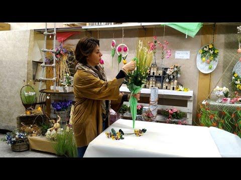 Tutorial Decorazione Primaverile da appendere Fai Da Te | Shopguerrini.com
