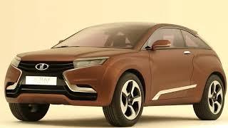 Сrossover Lada XRay Concept