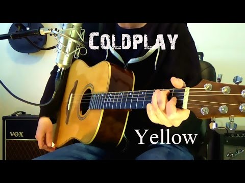 Coldplay - Yellow (acoustic Cover) Mp3