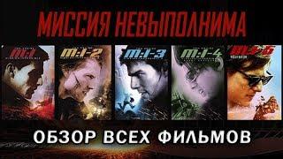 Миссия невыполнима - Обзор и История серии