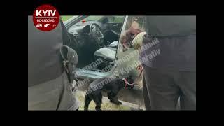 Киевлянин с гранатой пытался ограбить пункт обмена валют