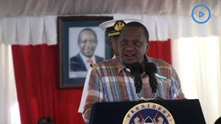 Uhuru warns off car Importers blocking local motor vehicles