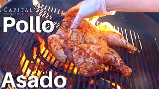 Pollo Asado (adobado) | Marinado 24 hrs | La Capital