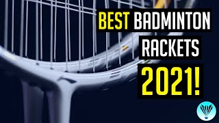 BEST Badminton Doubles Rackets 2021 (Used by the Professionals!)