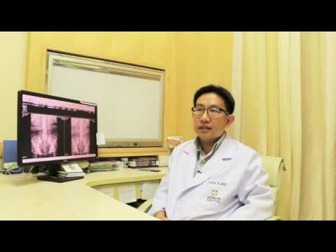 Übung auf Prostata
