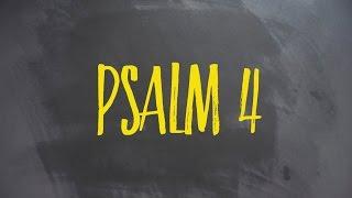 PLASTER MIODU. Psalm 4: Przełykając ślinę