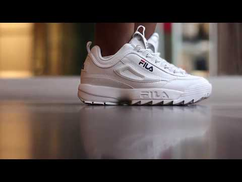 NEW FILA Disruptor II