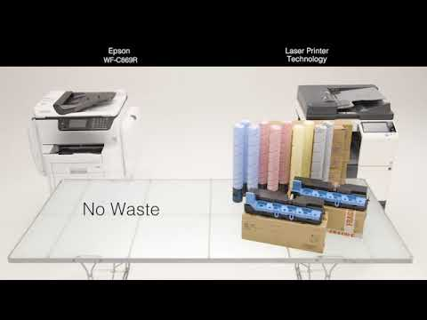 WorkForce Pro WF-C869R: Consumables for 84,000 pages