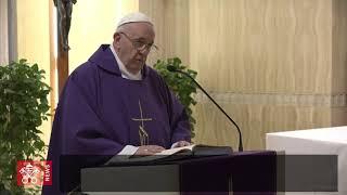 Deus converta os Judas de hoje, mafiosos e agiotas que exploram necessitados, ora Papa Francisco