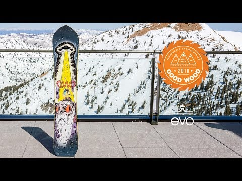 DWD Wizard Stick – Good Wood Reviews : Best Men's All Mountain Snowboards of 2017-2018
