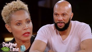 Jada Pinkett Smith ADMITS To Being A HEAVY Drinker + Common OPENS UP About His SECRETS & MORE!!
