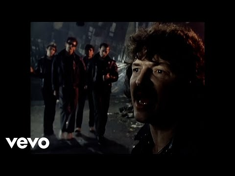 Toto - Rosanna (Official Music Video)