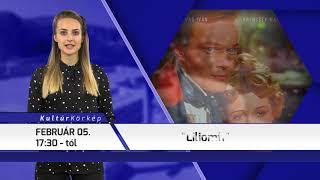 TV Budakalász / Kultúrkörkép / 2019.01.31.