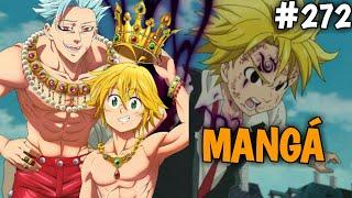 Meliodas VS Rei Demônio | Manga #272