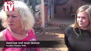 Jeanne & Jenni-Lee's Freedom Walls