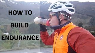 How to build endurance with LSD