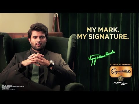 Vijay Deverakonda Signature Masterclass Season 3 (Promo 1)
