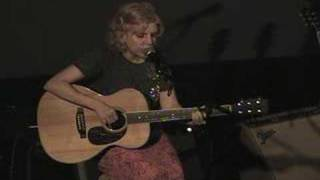 "Tanya Donelly Live ""Happy Birthday Lisa/Littlewing"" 10/6/07"