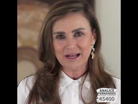 Deputada Analice Fernandes resolveu falar através das redes sociais sobre o assunto do 1 milhão de Juquitiba