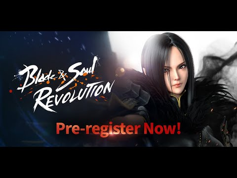 'Blade and Soul: Revolution' from Netmarble Finally Has a Confirmed Release Date for iOS and Android with Pre-Orders and Pre-Registrations Now Live