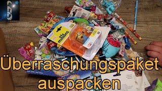NEU Überraschungspaket auspacken 4 - Spielzeug