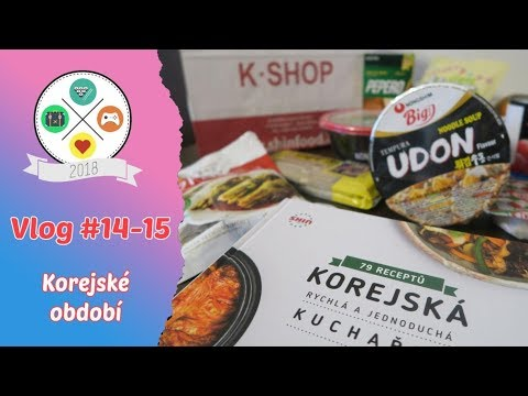 Vlog  #14 - 15: Korejské období