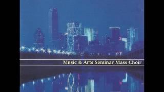 Draw Me Nearer - Edwin Hawkins Dallas Music & Arts Seminar Mass Choir